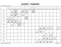 JAKŠIĆ TAMARA