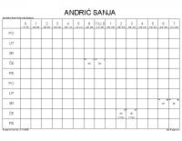 ANDRIĆ SANJA