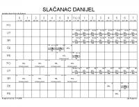 SLAČANAC DANIJEL