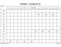 TOMAS ROBERTA