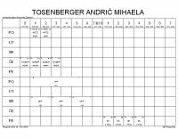 TOSENBERGER ANDRIĆ MIHAELA