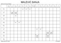 MALEVIĆ SANJA