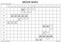 BRDAR MARA