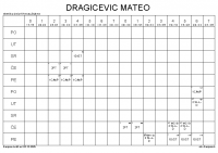 DRAGICEVIC MATEO