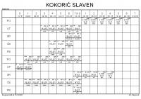 KOKORIĆ SLAVEN